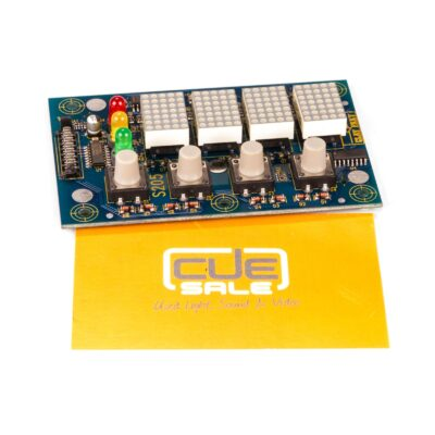 Clay Paky 4-digits display board, S205 for Alpha 1200 series