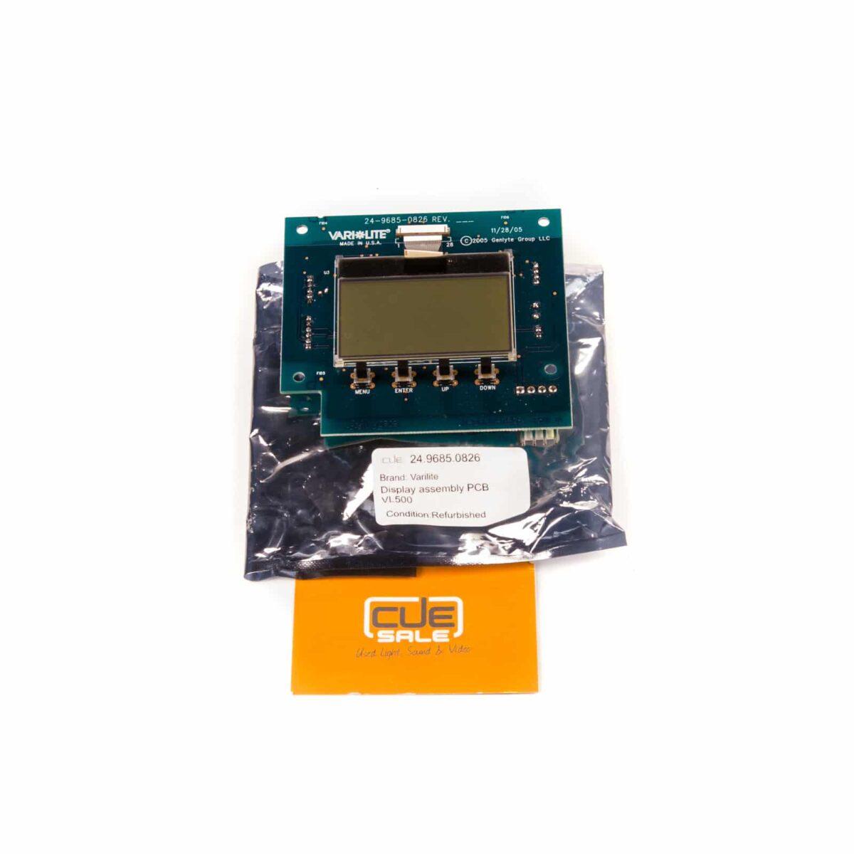 Vari*Lite Display Assembly PCB vl500