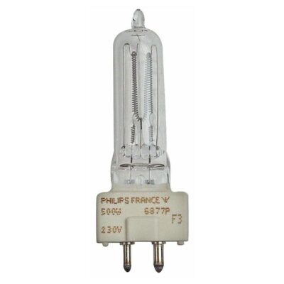 Philips GY9.5 230V/500W M40 6877P