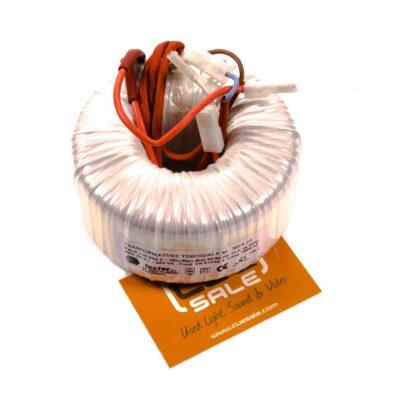 Clay Paky - Transformer 250VA, Vp115+115V, Vs 24V, thermal prot. 140°C