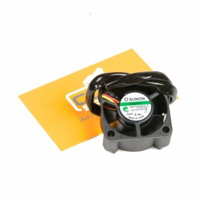 Martin - FAN 12V 90DEGR W.PLUG,FLEX26CM SUNON GM1204PKV2 B1909.F.PGN 62222059