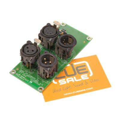 Martin - PCBA MAC XLR Connector - 01005034A