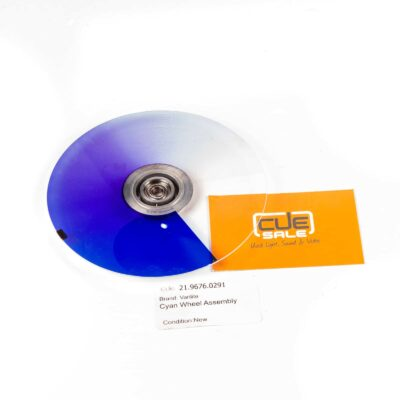 Vari*Lite - Cyan wheel Assemnly vl2500