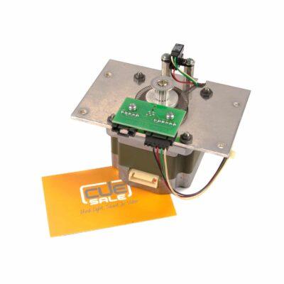 Vari*Lite - Assy, pan motor incl pan endstop and encoder sensor