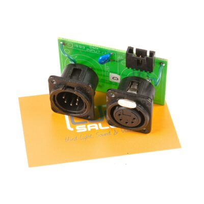 Vari*Lite - PCB Assy, DMX input (front)