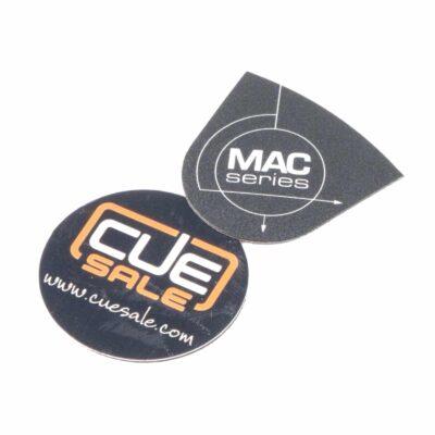 Martin - MAC series, logo label, yoke RH