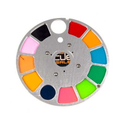 Clay Paky - Colour wheel assembly group