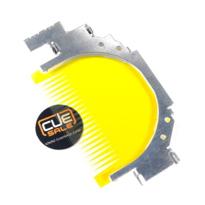 Clay Paky - Blade assembly Lower Yellow CP1200 spot profile